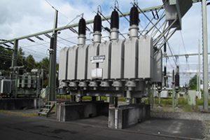 Sanierung von Umspannwerken und Transformatorenständen der städtischen Energieversorgung